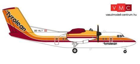 Herpa 559553 De Havilland Canada DHC-7 Tyrolean Airways (1:200)