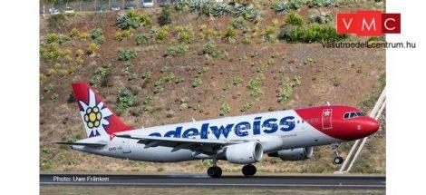 Herpa 559584 Airbus A320 Edelweiss Air (1:200)