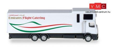 Herpa 559607 Emirates Flight Catering A380 Catering teherautó (1:200)
