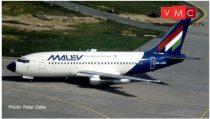 Herpa 559782 Boeing B737-200 Malév, HA-LEC (1:200)