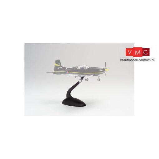 Herpa 580618 Repülőgéptartó állvány - Display Stand, PC-7 & Vampire (1:72)