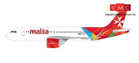 Herpa 612418 Airbus A320neo Air Malta (1:200)