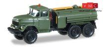 Herpa 745444 ZIL 131 katonai üzemanyagszállító tartálykocsi (H0)