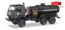 Herpa 745468 Kamaz 4322 katonai üzemanyagszállító tartálykocsi - Ukrán Hadsereg (H0)