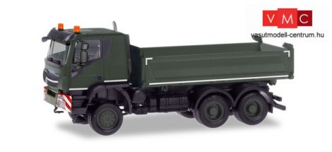 Herpa 746656 Iveco Trakker 6x6 katonai billencs - Svájci Hadsereg (H0)