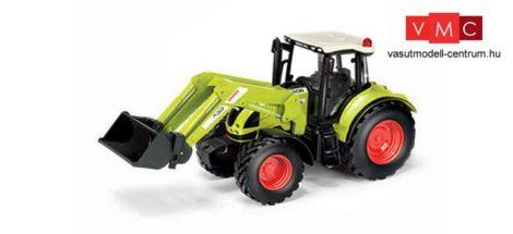 Herpa 84184012 CLAAS ARION 540 Traktor homlokrakodóval (1:32)