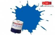 Humbrol (HA14) French Blue - Fényes franciakék - Acryl