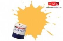 Humbrol (HA24) Trainer Yellow - Matt kiképzősárga - Acryl