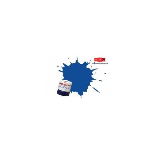 Humbrol (HA25) Blue - Matt kék - Acryl