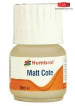 Humbrol Modelcote 28ml Mattcote - Matt lakk