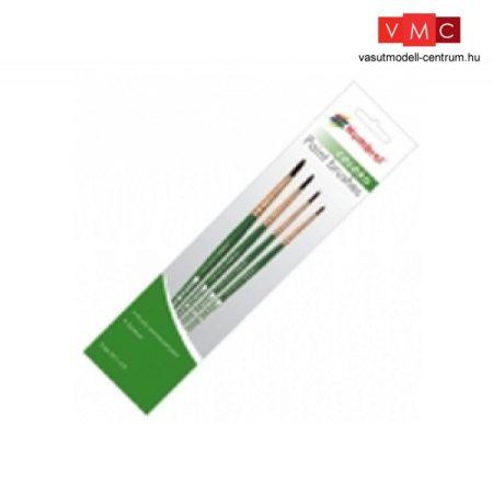 Humbrol Coloro Brush Pack - modellecset-készlet