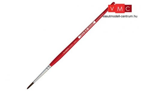 Humbrol Evoco Brush 0 - modellecset