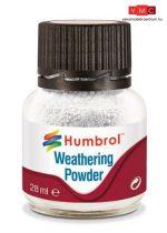 Humbrol AV0002 Weathering Powder 28 ml - White - Fehér Enamel pigmentpor