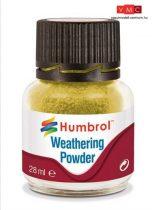 Humbrol AV0003 Weathering Powder 28 ml - Sand - Homok Enamel pigmentpor