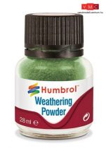 Humbrol AV0005 Weathering Powder 28 ml - Chrome Oxide green - Zöld vasoxid Enamel pigmentpor
