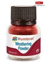Humbrol AV0006 Weathering Powder 28 ml - Iron Oxide - Vasoxid Enamel pigmentpor
