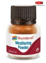 Humbrol AV0008 Weathering Powder 28 ml - Rust - Rozsda Enamel pigmentpor