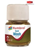 Humbrol AV0207 Enamel Wash 28 ml - Sand - Homok Enamel bemosófolyadék
