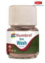 Humbrol AV0208 Enamel Wash 28 ml - Dust - Por Enamel bemosófolyadék