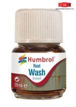 Humbrol AV0210 Enamel Wash 28 ml - Rust - Rozsda Enamel bemosófolyadék