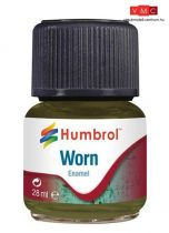 Humbrol AV1202 Enamel Worn Effect 28 ml - Kopás-effekt folyadék