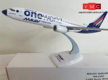 ISI Ma738 Boeing B737-800 MALÉV, HA-LOU, ONE WORLD (1:200)