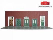 Igra Model 120021 Különböző ajtók épületekhez (TT) - LC