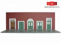 Igra Model 121021 Különböző ajtók épületekhez (H0) - LC