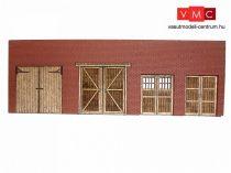 Igra Model 121022 Különböző kapuk épületekhez (H0) - LC