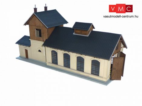 Igra Model 121026 Egyállásos fűtőház - Ledečko (H0) - LC
