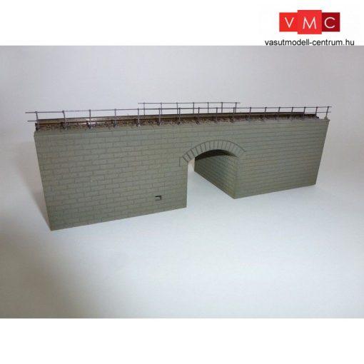 Igra Model 131015 Vasúti híd/aluljáró, egyvágányos (H0)
