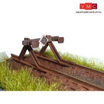 Igra Model 131023 Ütközőbak, 2 db - építőkészlet (H0)