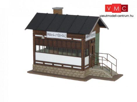 Igra Model 132011 Váltóállító épület - Vyšehrad St. 2 (N) - LC