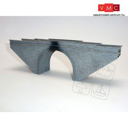 Igra Model 141004 Közúti kőhíd vasúti pálya fölé (H0)