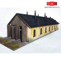 Igra Model 141010 Kétállásos fűtőház - Hodolany (H0) - LC