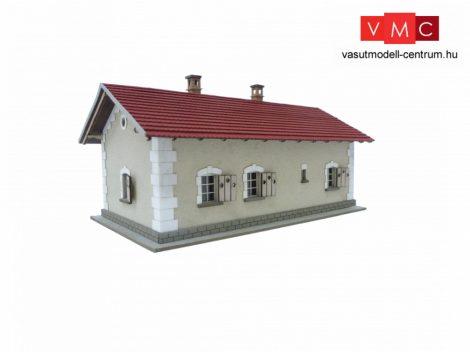 Igra Model 151008 Vasúti szolgálati épület, váróterem (H0) - LC