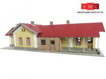 Igra Model 151013 Vasútállomás - M. Hraštice (H0) - LC
