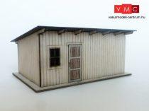 Igra Model 161001 Szerszámtároló épület - Hraštice (H0) - LC