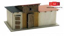 Igra Model 162003 Háromrészes hátsó épületek - Hraštice (N) - LC