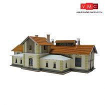 Igra Model 171006 Fűtőház, egyállásos - Prievidza, MÁV típusterv alapján (H0) - LC