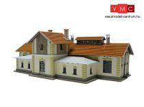 Igra Model 172006 Fűtőház, egyállásos - Prievidza, MÁV típusterv alapján (N) - LC