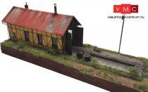Igra Model 181005e Fűtőház, egyállásos - Ybbsitz (H0e) - LC
