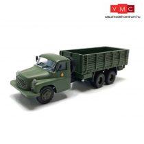 Igra Model 66817008 Tatra 148 katonai platós teherautó - NVA/DDR (H0)