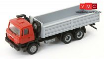 Igra Model 66818014 Tatra 815 platós, piros fülkével (H0)