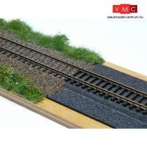 Igra Model 900001 Vasúti töltés habszivacsból, 10 m - 3x28mm nyílvonali profil (TT)