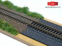 Igra Model 901001 Vasúti töltés habszivacsból, 10 m - 5x40mm nyílvonali profil (H0