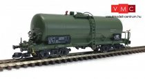 Igra Model 96100003 Tartálykocsi fékállással, négytengelyes Zaes / Rah, zöld, CSD (E4) (T