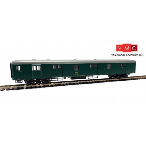 Igra Model 97210010 Poggyászkocsi, négytengelyes Da sorozat, Turnov, CSD (E4) (H0)