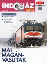 Indóház 2015001 Magazin Extra 2015/1 A MAI MAGÁNVASUTAK