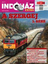 Indóház 2017011 Magazin 2017/1 Extra - A SZERGEJ 3. rész